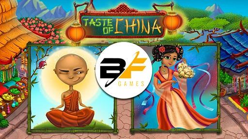 Play online Casino Taste of China