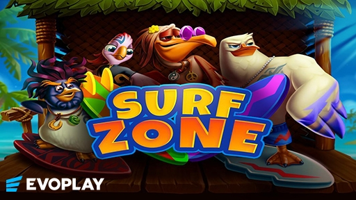 Play online Casino Surf Zone