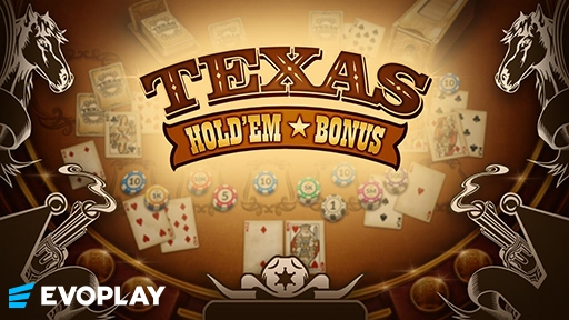 Casino Table Games Texas Holdem Bonus