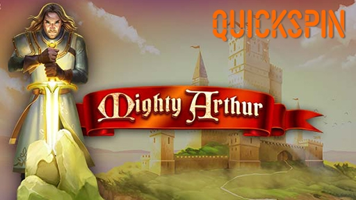 Play online Casino Mighty Arthur