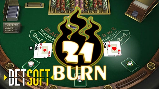 Casino Table Games 21 Burn Blackjack