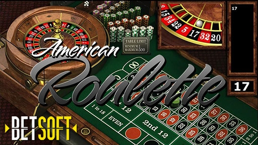 Play online Casino American Roulette