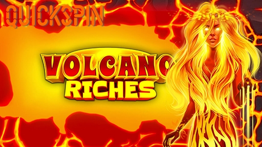 Volcano Riches from Quickspin