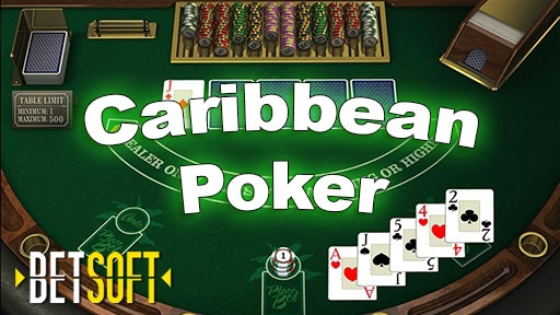 Play online Casino Caribbean Poker