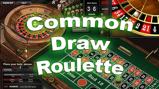 Play online Casino Common Draw Roulette