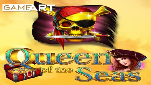 Casino 3D Slots Queen Of The Seas Jackpot