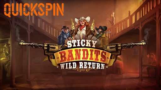 Play online Casino Sticky Bandits Wild Return
