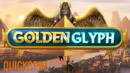 Casino Slots Golden Glyph