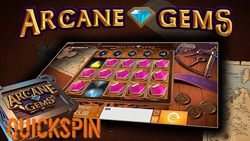 Play online Casino Arcane Gems