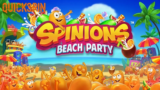 Casino 3D Slots Spinions Beach Party