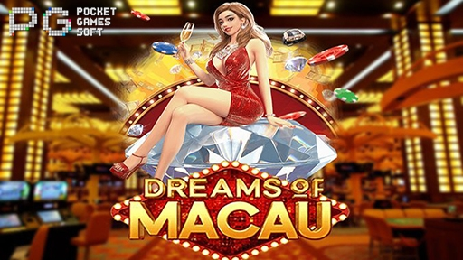 Casino 3D Slots Dreams of Macau
