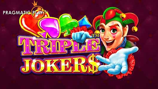 Casino Slots Triple Jokers