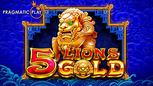 5 Lions Gold from Pragmatic Play