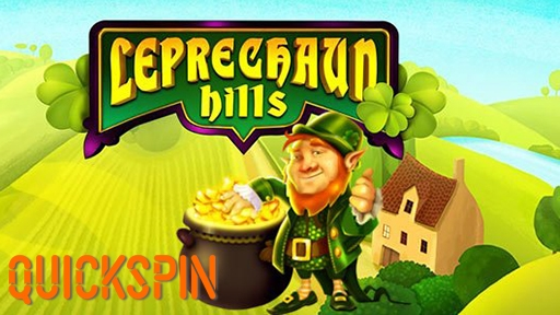 Play online Casino Leprechaun Hills