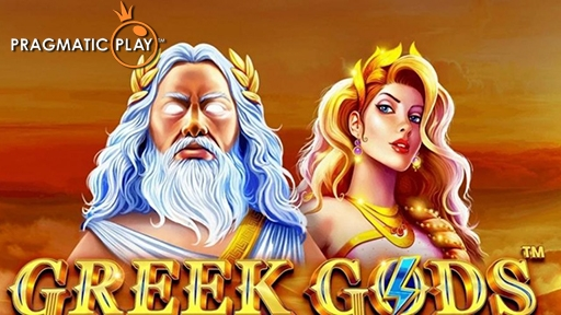 Greek Gods from Pragmatic Play