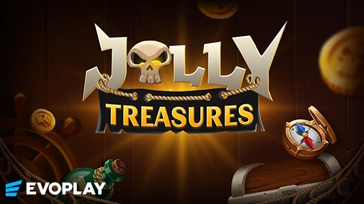 Casino Slots Jolly Treasures