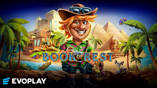Casino Slots Book of Rest