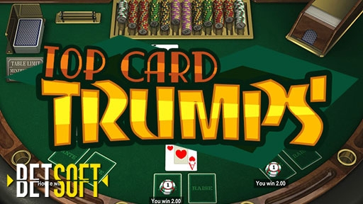 Casino Table Games Top Card Trumps
