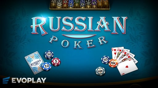 Russian Poker from Evoplay Entertainment