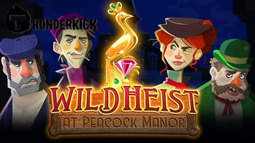 Wild Heis Peacock Manor from Thunderkick