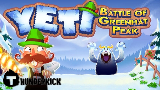 Yeti Battle Greenhat peak