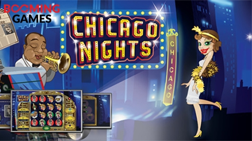 Casino Slots Chicago Nights