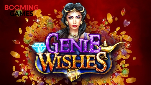 Genie Wishes from Booming Games