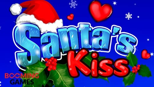 Santas Kiss from Booming Games