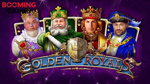 Golden Royals from Booming Games