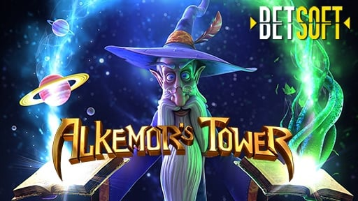 Casino 3D Slots Alkemor's Tower