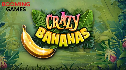 Crazy Bananas from Booming Games