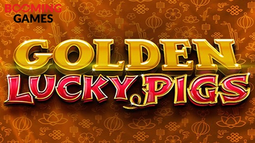 Golden Lucky Pigs from Booming Games