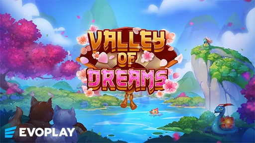Valley of Dreams from Evoplay Entertainment
