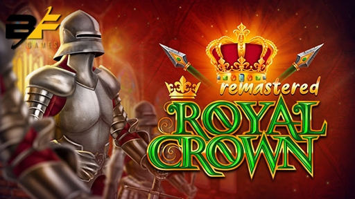 Casino 3D Slots Royal Crown Remastered