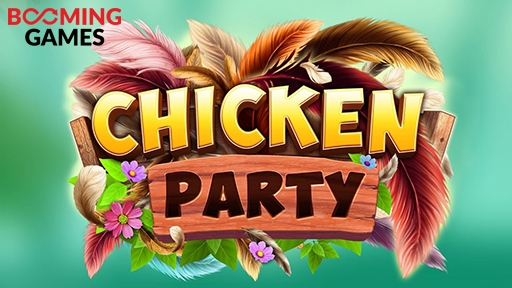 Casino 3D Slots Chicken Party