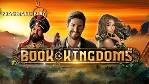 Casino Slots Book of Kingdoms