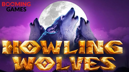 Casino 3D Slots Howling Wolves