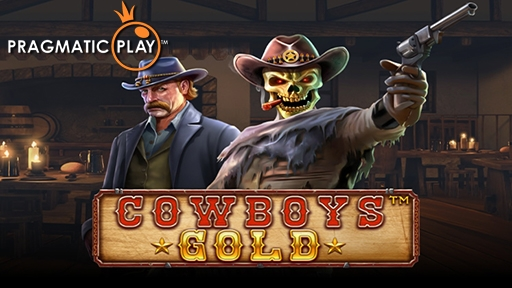 Cowboys Gold from Pragmatic Play