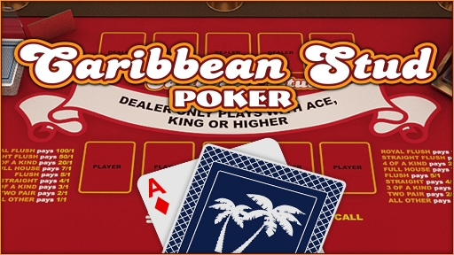 Casino Table Games Caribbean Stud Poker