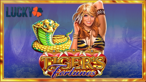 Play online Casino Tigers Fortune