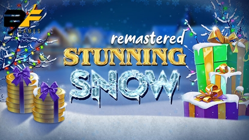 Play online Casino Stunning Snow Remastered