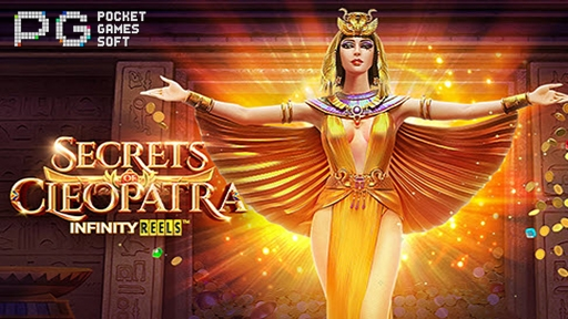 Secrets of Cleopatra from PG Soft