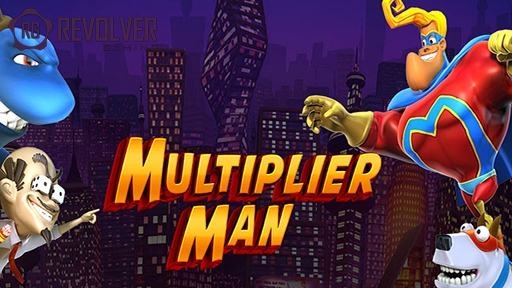Casino 3D Slots Multiplier Man