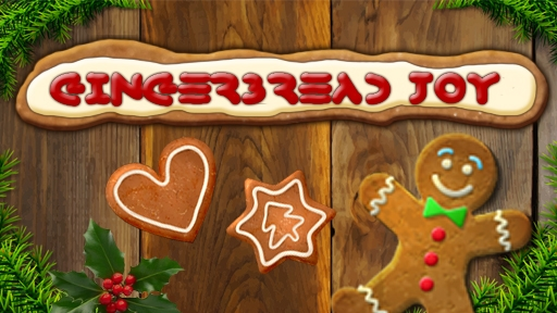 Play online Casino Gingerbread Joy