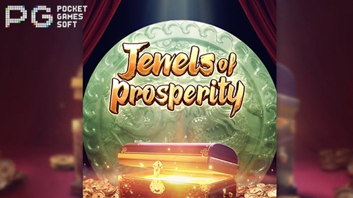 Casino 3D Slots Jewels of Prosperity