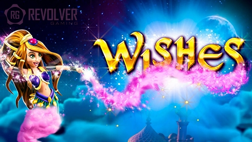 Casino 3D Slots Wishes