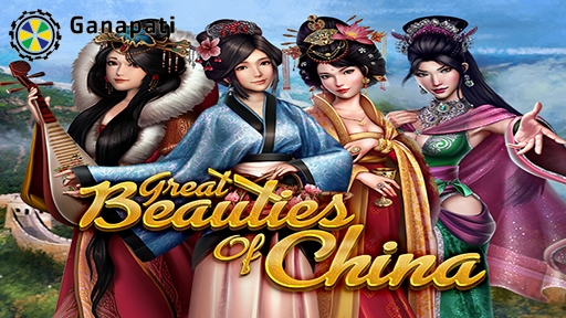 Casino Slots Great Beauties Of China