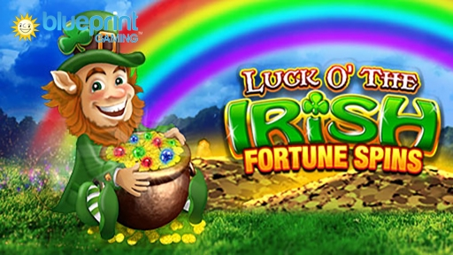 Casino Slots Luck O Irish Fortune