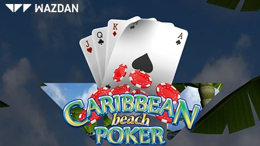 Caribbean Beach Poker from Wazdan