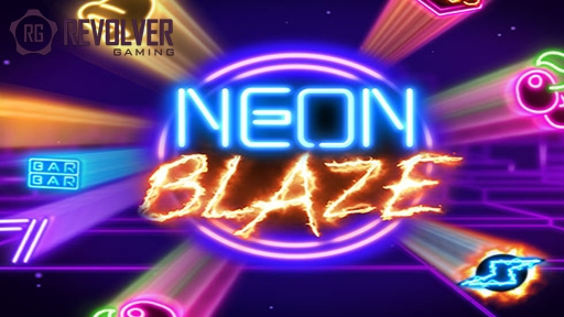 Neon Blaze from Revolver Gaming